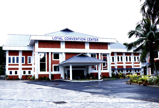 convention center in thiruvalla